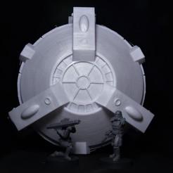 Télécharger fichier impression 3D gratuit La Légion de la Guerre des étoiles à l'échelle de la Cosse d'évasion séparatiste, Bountyhunterxx5
