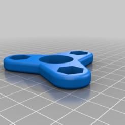 1a4c1442b0bdab8498b8fd66e0d400de.png Download free STL file My Customized Very  Fidget Spinner • 3D printable template, stephen17