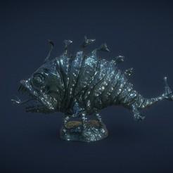 3D print model kuwow, MWopus