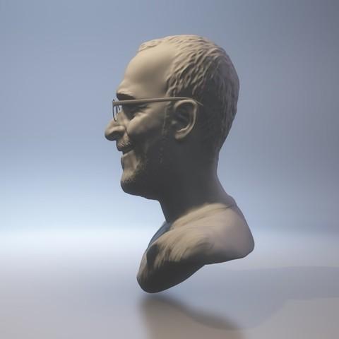 Ton_009.obj - View 3D20170731-004004.jpg Download OBJ file Ton Roosendaal • Design to 3D print, MWopus
