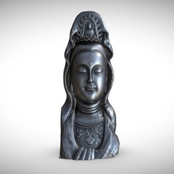 Download 3D printing templates Buddha, MWopus