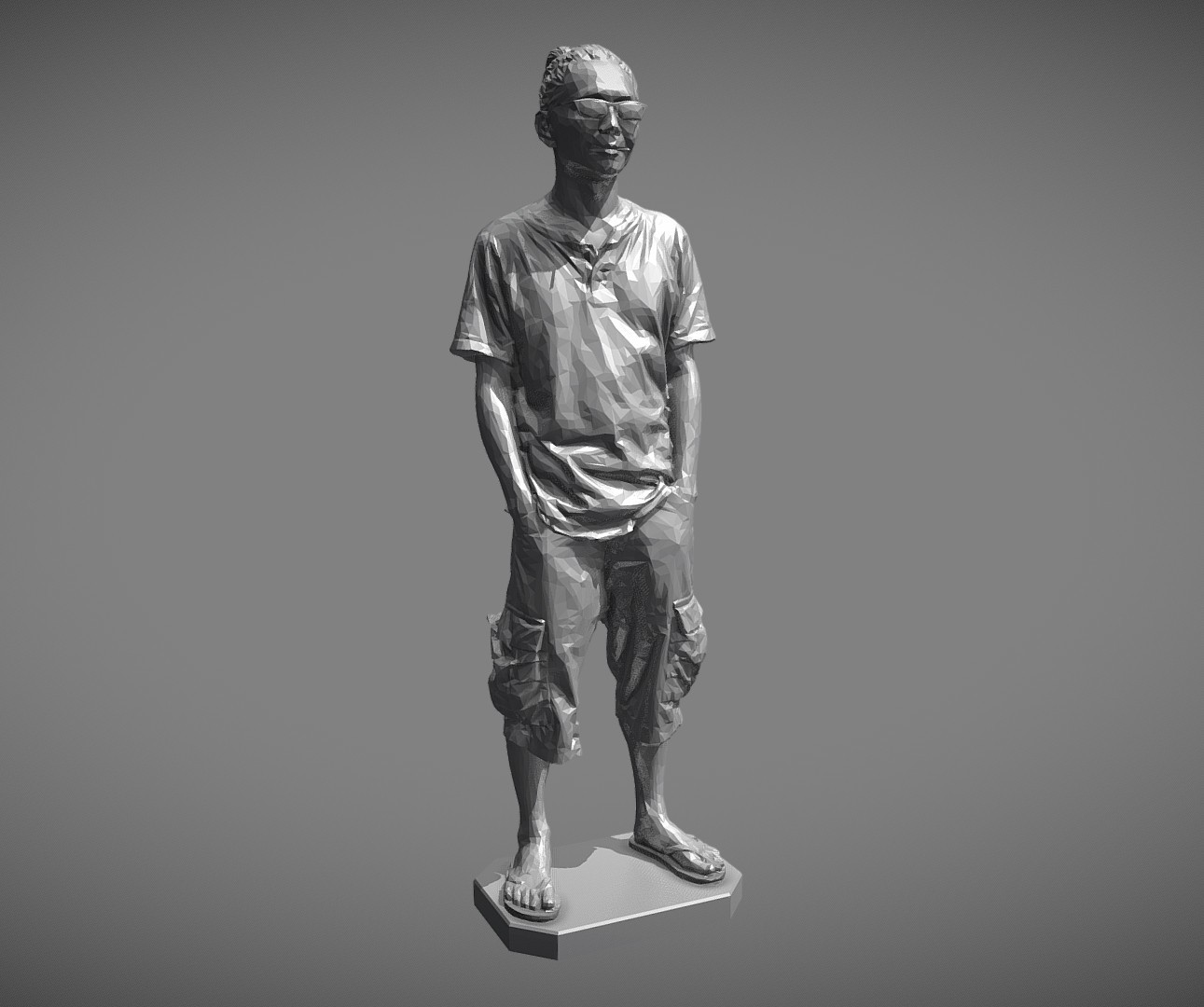 3D models by mwopus (@mwopus) - Sketchfab20190320-007955.jpg Download STL file MW 3D printing test-Low,Medium,High • Template to 3D print, MWopus