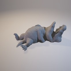 Download 3D printing files I'm stuffed, MWopus