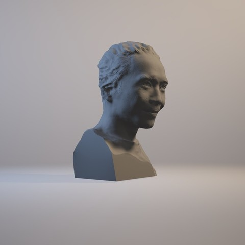 - mw_sculpture.OBJ - Mixed Reality Viewer20171108-004952.jpg Download OBJ file MW • Model to 3D print, MWopus