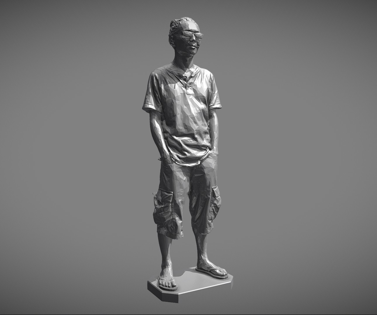 3D models by mwopus (@mwopus) - Sketchfab20190320-007959.jpg Download STL file MW 3D printing test-Low,Medium,High • Template to 3D print, MWopus