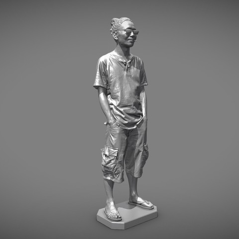 3D models by mwopus (@mwopus) - Sketchfab20190320-007965.jpg Download STL file MW 3D printing test-Low,Medium,High • Template to 3D print, MWopus
