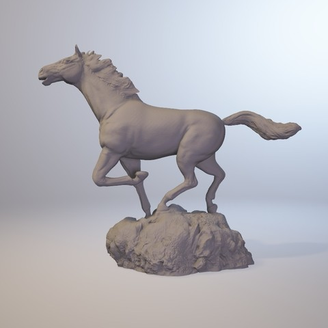 3D printing model God Speed, MWopus