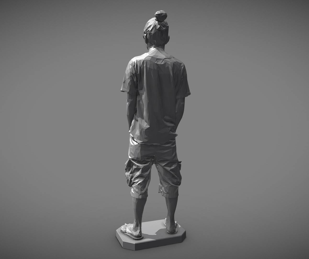 MW 3D printing test-Low - Download Free 3D model by mwopus (@mwopus) - Sketchfab20190320-007951.jpg Download STL file MW 3D printing test-Low,Medium,High • Template to 3D print, MWopus