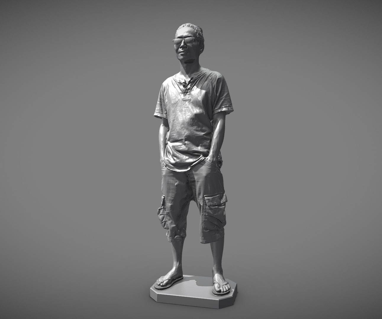 3D models by mwopus (@mwopus) - Sketchfab20190320-007961.jpg Download STL file MW 3D printing test-Low,Medium,High • Template to 3D print, MWopus