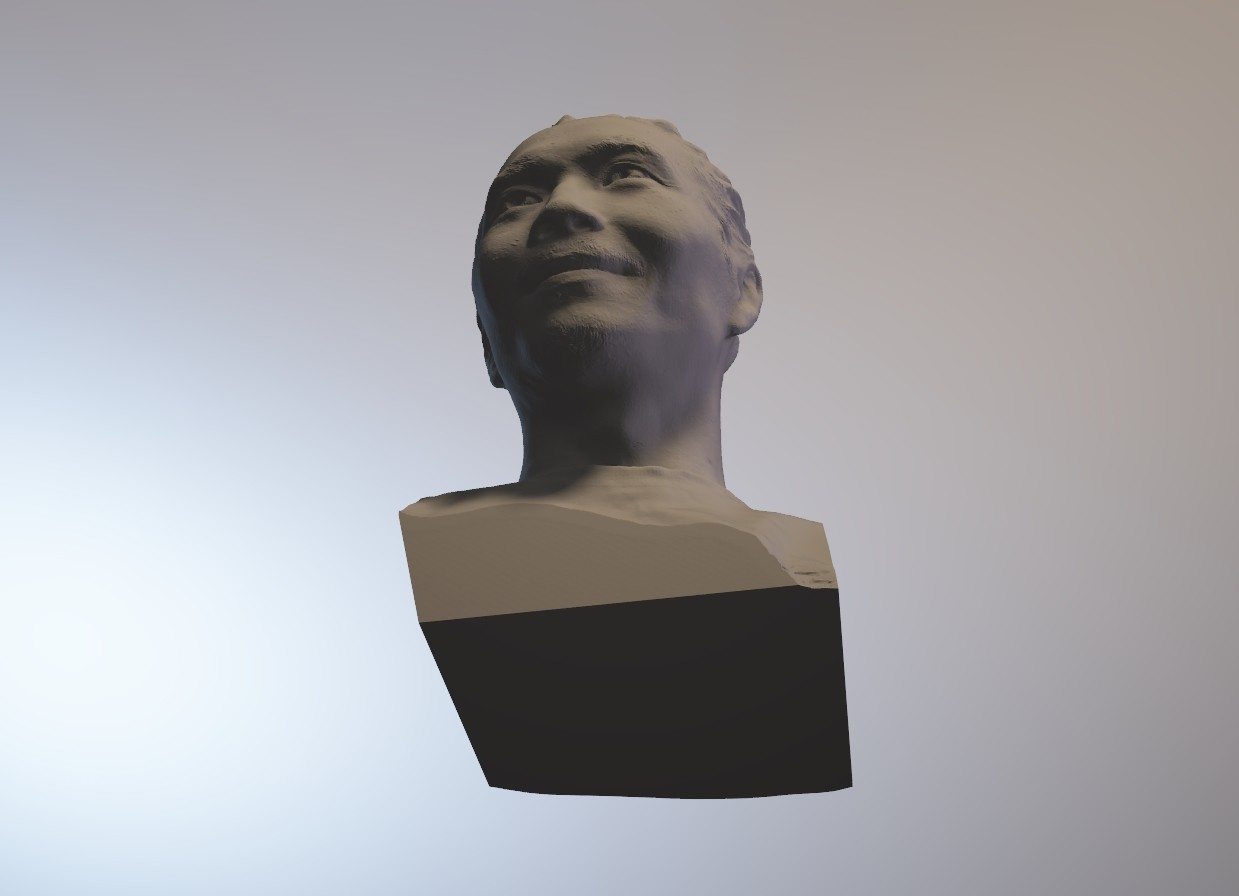 - mw_sculpture.OBJ - Mixed Reality Viewer20171108-004953.jpg Download OBJ file MW • Model to 3D print, MWopus