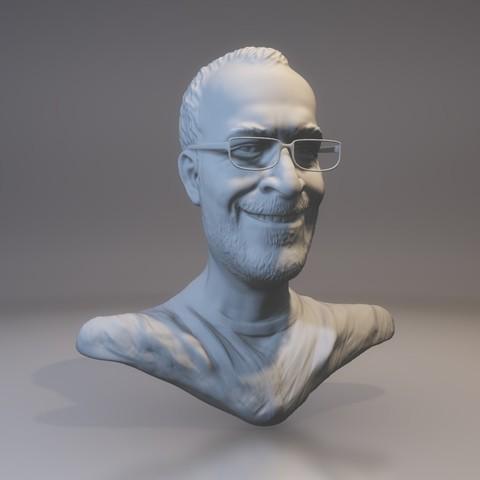 Ton_009.obj - View 3D20170731-004003.jpg Download OBJ file Ton Roosendaal • Design to 3D print, MWopus