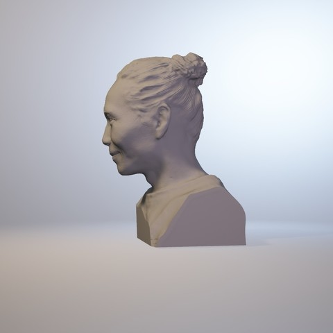- mw_sculpture.OBJ - Mixed Reality Viewer20171108-004947.jpg Download OBJ file MW • Model to 3D print, MWopus