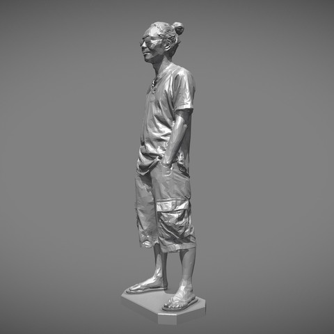 3D models by mwopus (@mwopus) - Sketchfab20190320-007956.jpg Download STL file MW 3D printing test-Low,Medium,High • Template to 3D print, MWopus