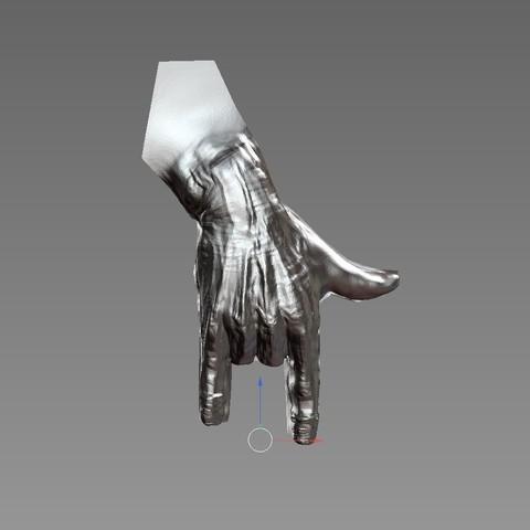 Blender_ [D__03_Tutorial_01_SculptJanuary 2019_17.Hand Pose_sale_17.Hand Pose_0520190401-008047.jpg Download STL file MJ • 3D printer template, MWopus