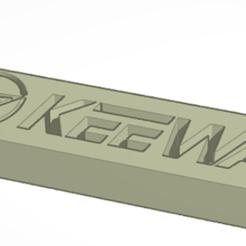 Télécharger modèle 3D gratuit PORTE-CLÉS KEEWAY, ajchecagonzalez