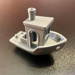 Télécharger plan imprimante 3D gatuit # 3DBenchy - The jolly test de torture en impression 3D, jleight
