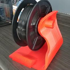 20200223_101246.jpg Download STL file Filament spool holder • 3D print object, DANHELL3