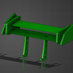 Capture.PNG Download free STL file ScalexTric fin • Object to 3D print, Anthony-plqn