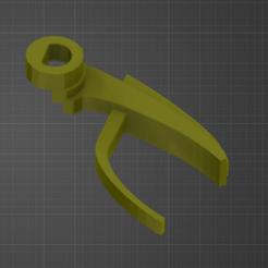 Capture.PNG Download free STL file Flysky GT3D Trigger • Model to 3D print, Anthony-plqn