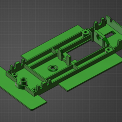 Download free 3D printing templates ScalexTric Chassis, Anthony-plqn