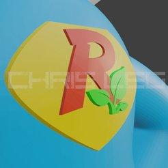 126296987_3895038607186634_5484478228593212736_o (1).jpg Download STL file Super Robert • 3D printer model, ChrisLeg