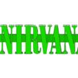 Screenshot_5.png Télécharger fichier STL gratuit Porte-clés avec logo Nirvana • Design pour impression 3D, mcko