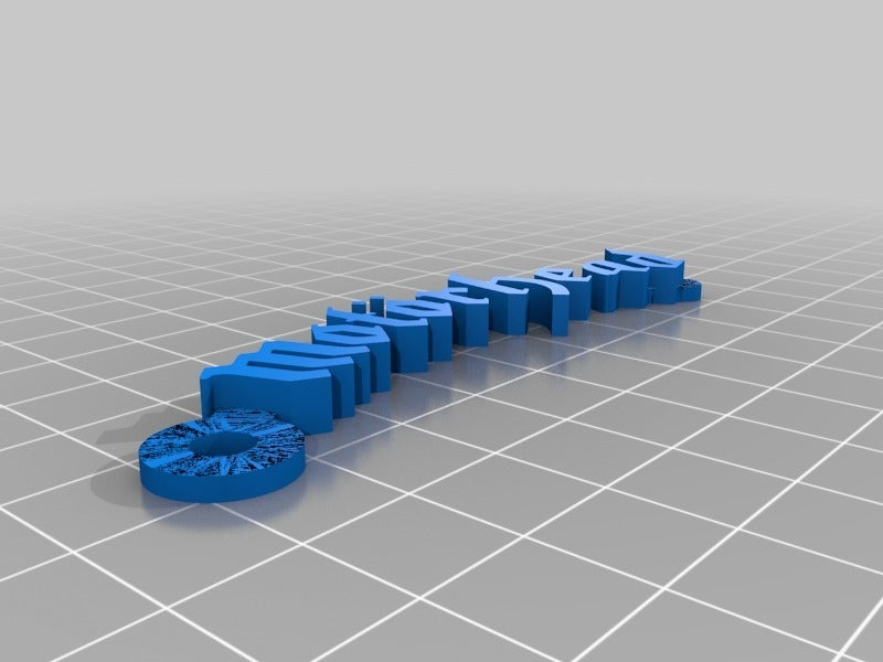 0e8c0a4b640a67be7073342618f3fdbd.png Download free STL file Motorhead Logo Keychain • 3D printable design, mcko