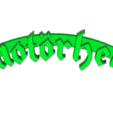 Screenshot_6.png Download free STL file Motorhead Logo Keychain • 3D printable design, mcko