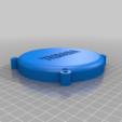 Télécharger plan imprimante 3D gatuit Yamaha XJ900 Couvercle, mcko