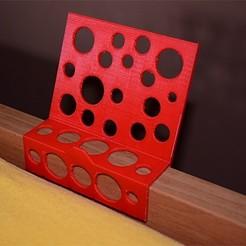 Download free 3D printing designs Phone Holder (width-18mm), mcko
