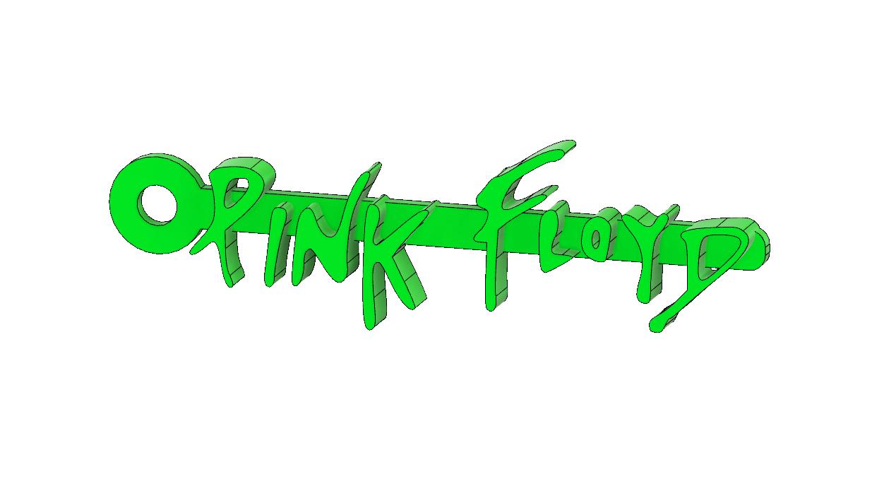 Screenshot_5.png Download free STL file Pink Floyd Logo Keychain • 3D printer model, mcko