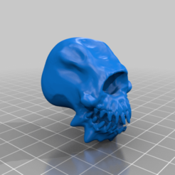 Download free 3D printing files Death Tyrant, bluecat93