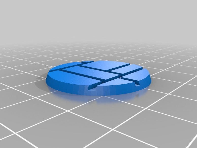 8dee348c42e9e6396be1b8c31d7d12ea.png Download free STL file 28mm brick base • 3D printing model, bluecat93