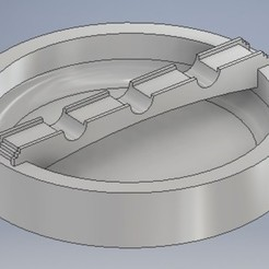 Download free 3D printer designs BRIDGE ASHTRAY, therobber95
