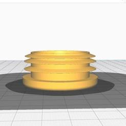 Télécharger fichier STL Bouchon pour les tuyaux d'entrée de la Defender • Modèle pour impression 3D, darthlycanis