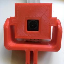 Impresiones 3D gratis Caja de la cámara Raspi V2.1, 00monter00