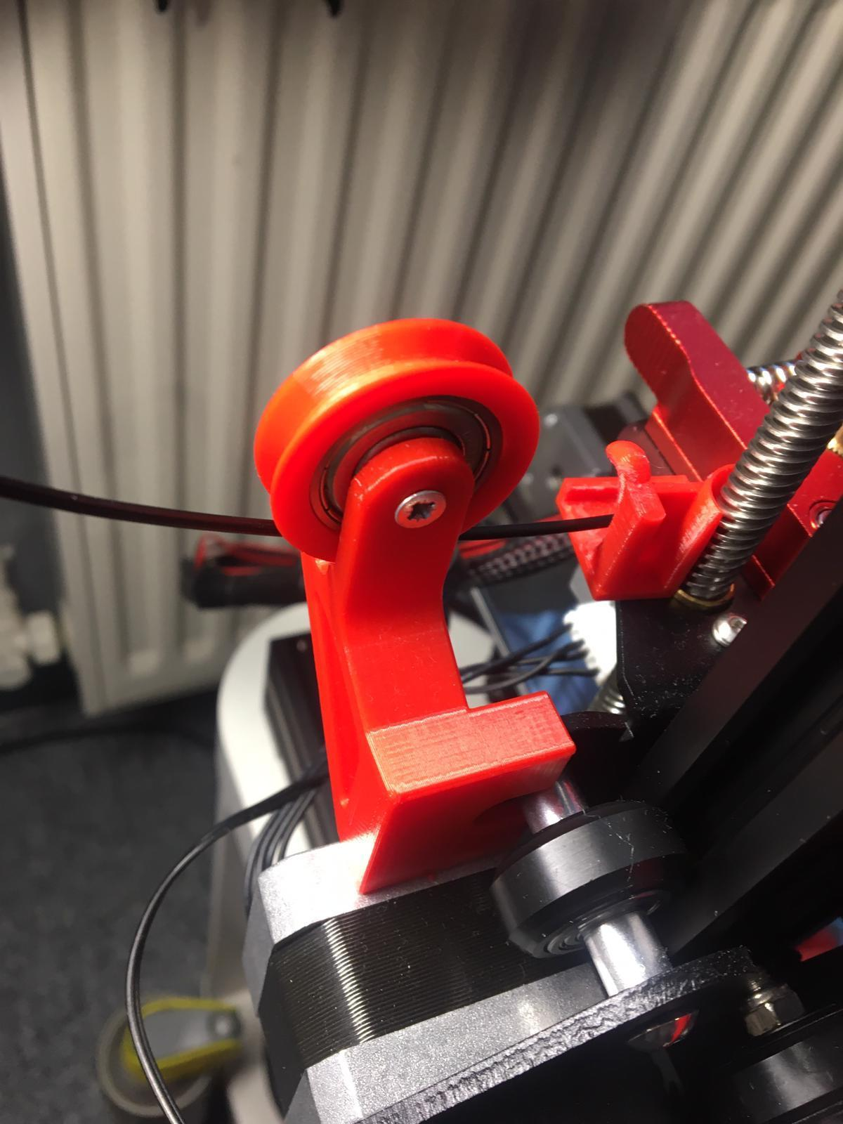WhatsApp_Image_2020-02-21_at_08.40.30.jpeg Download free STL file Dual spool system (holder, guide, clip) • 3D printer model, 00monter00