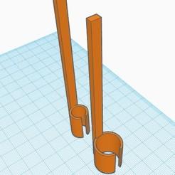 ble.jpg Télécharger fichier STL gratuit Support tournesol 10 et 15 mm • Modèle imprimable en 3D, 00monter00