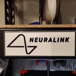 IMG_20200907_113625[1].jpg Download free STL file Neuralink Sign  • 3D printing model, benxfactor