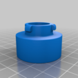 Download free 3D printer templates North Brand Respirator Adapters, skippy111taz