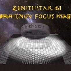 Z61_Focus_Mask_Title_Page.jpg Download free STL file Zenithstar 61 Bahitnov Mask • 3D print template, skippy111taz