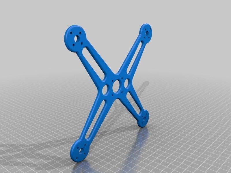 2d768c7cd4fc6f08f1d556ce5690f657.png Download free STL file Touch frame • 3D print template, touchthebitum