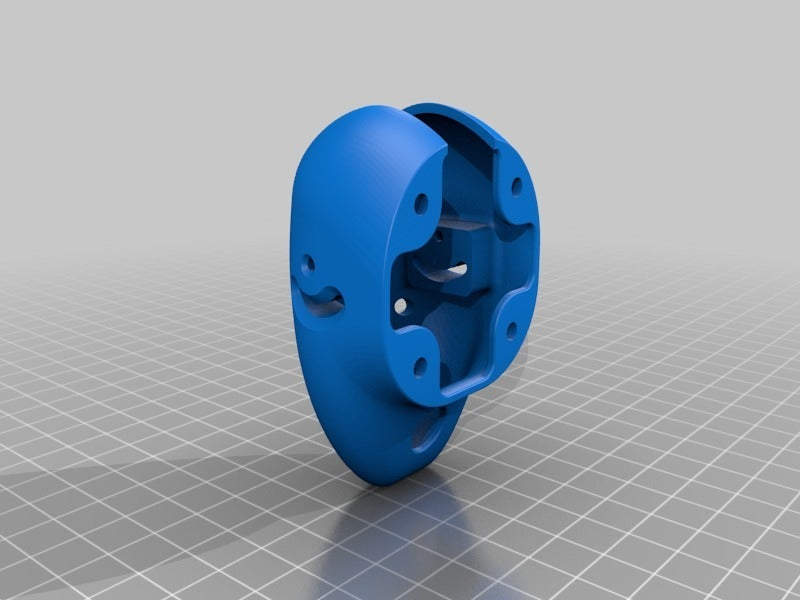 4a858c3958e2947ada68defda51e3f68.png Download free STL file Cover cam mount • 3D printable model, touchthebitum