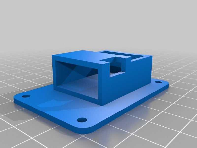 boscam_600_supportcorr.png Download free STL file Boscam 600 Filaflex Box • 3D printer template, touchthebitum
