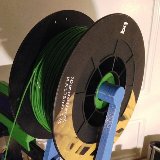Download free STL file Bq spool adapter • 3D printing object, touchthebitum