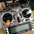 IMG_20150324_113338.jpg Download free STL file Taranis lever Filaflex • Object to 3D print, touchthebitum