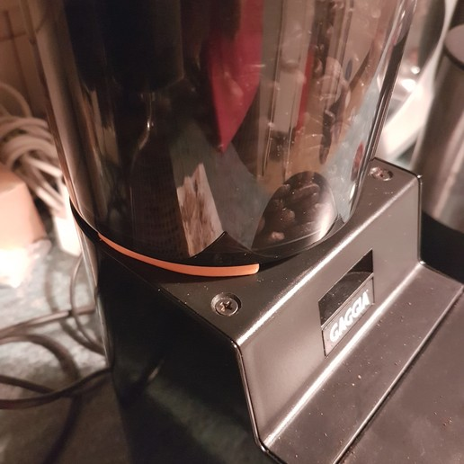 Download free 3D printer files Gaggia MDF stepless mod, touchthebitum