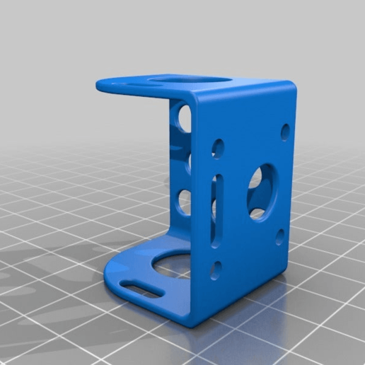 ec700f39f365221325865b924fea4371.png Download free STL file Quad frame • 3D print template, touchthebitum