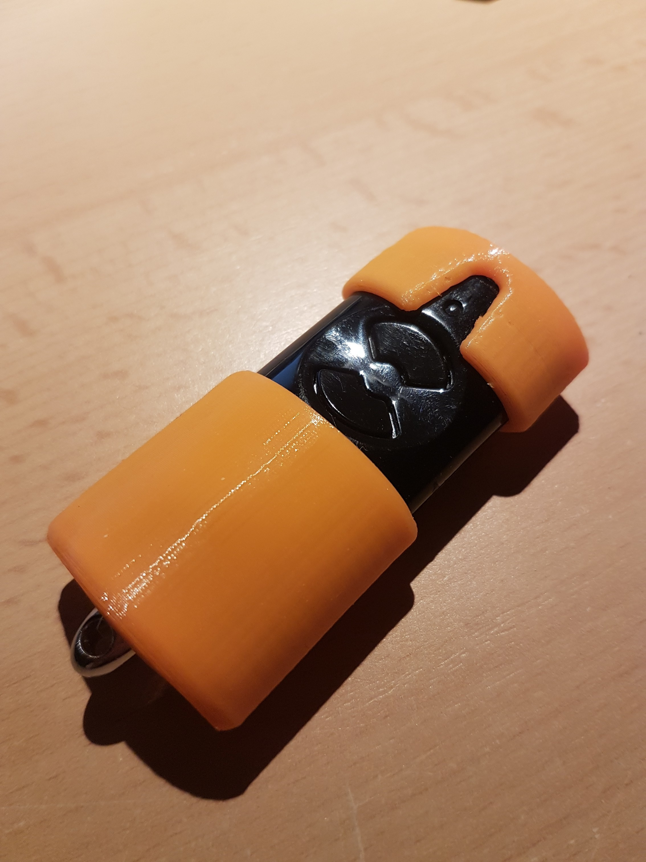 hormann.jpg Download free STL file Hormann HSE2-868-BS Protective case • 3D printer template, touchthebitum