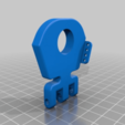 e74841d13b8c90ab3a4ab551ccac4fc1.png Download free STL file Pitch control on ZMR250 • 3D print template, touchthebitum